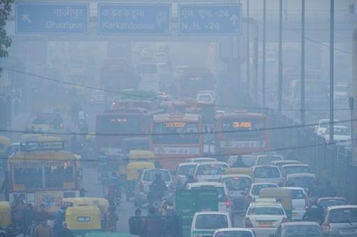 Anger, fear at Delhi's pollution ground zero