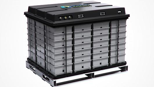 Source: Aquion Energy Aquion M100 Battery Module