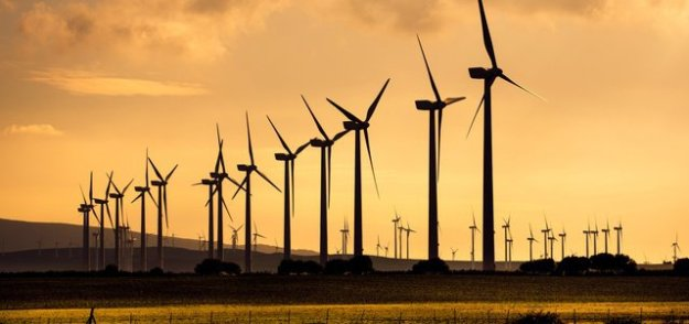 Wind farm. Image Credit: Depositphotos