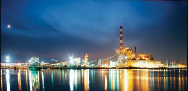 Bridgeport Harbor station power plant. Photo courtesy of PSEG