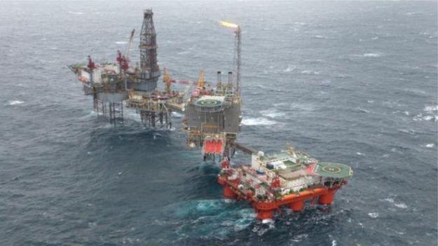 Offshore oil. Nexen image.