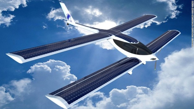 A German startup, Lilium Aviation, is working on a 100% electric jet that may fulfill the promise of the flying car. It says the jet can land or take off from an area the size of a typical garden, can fly about 500 km (310 miles), and recharges overnight from a standard household outlet. [BBC]