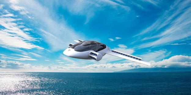 Lilium electric jet