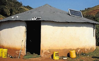 Renewable energy programs aim to bring power to remote locations. File picture: CIRCA