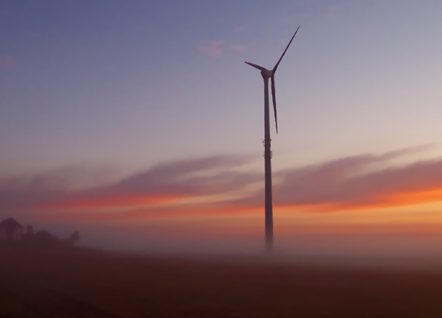 The wind industry employed 1.1 million workers globally last year (sxc)