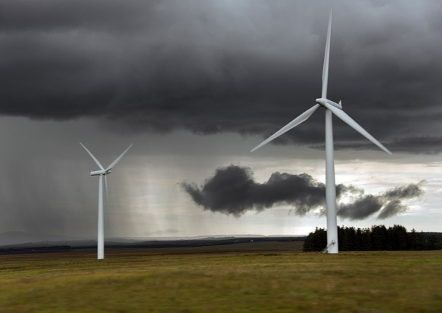Scotland's wind turbines (Image: Dorli Photography)