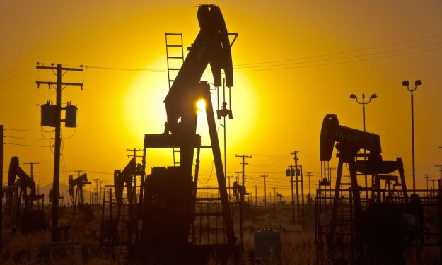 A new startup is proposing turning abandoned oil and gas wells into energy storage vaults. Photo: Jurgen Vogt / Alamy / Alamy