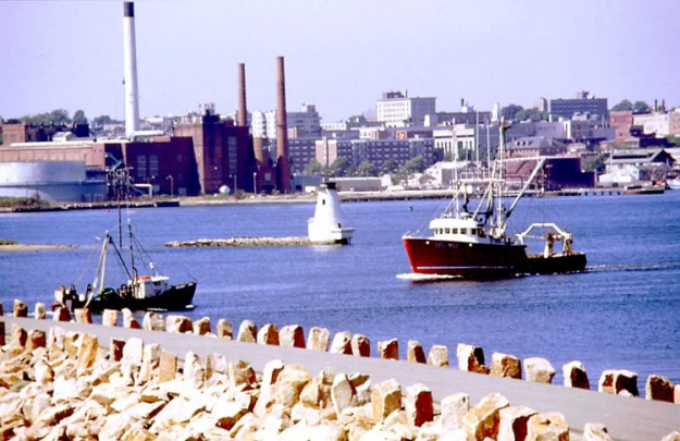 New Bedford, Massachusetts. (EPA photo by C Pesch. Public domain. Wikimedia Commons)