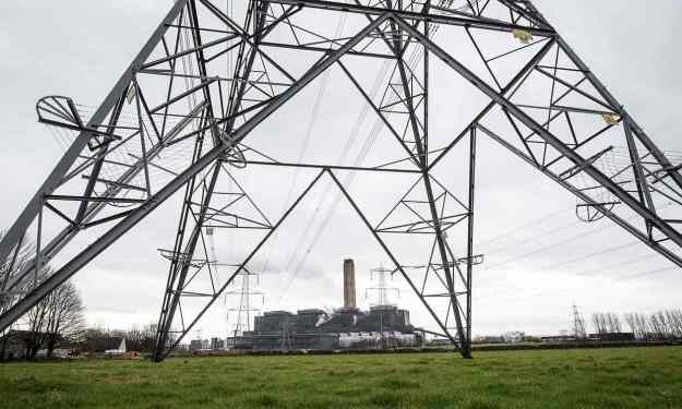 Longannet power station in Scotland (Photo: Deadline News / REX / Shutterstock)