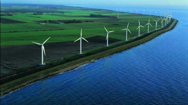 Costa Rican wind farm