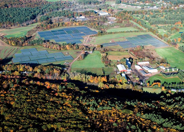 Somers Solar Center (Image: Dominion Resources)