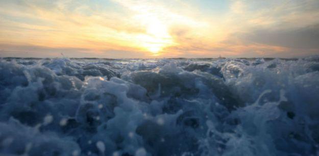 A rising sea